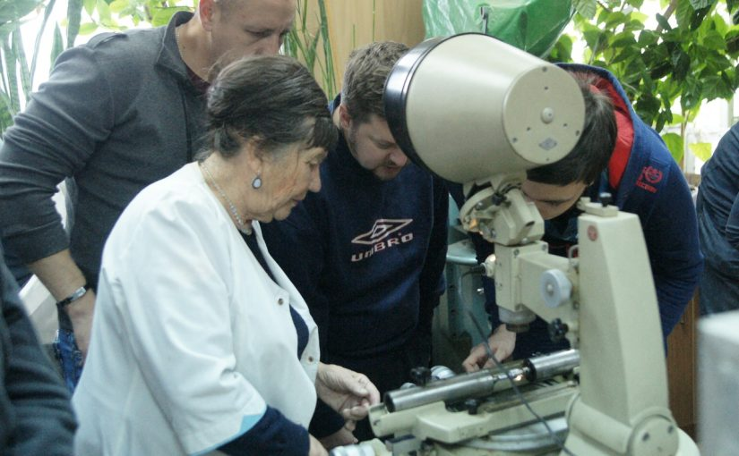 Severstal thanked the VSU for the high quality of training