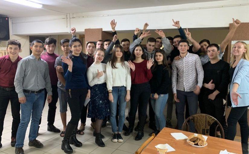 International students choose engineering education at VSU