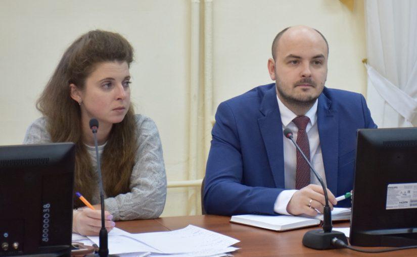 First meeting in 2020 with Deputy Directors for scientific activities held at VSU