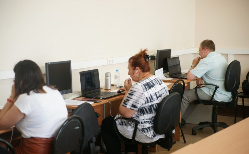The second wave of entrance exams takes place at VSU