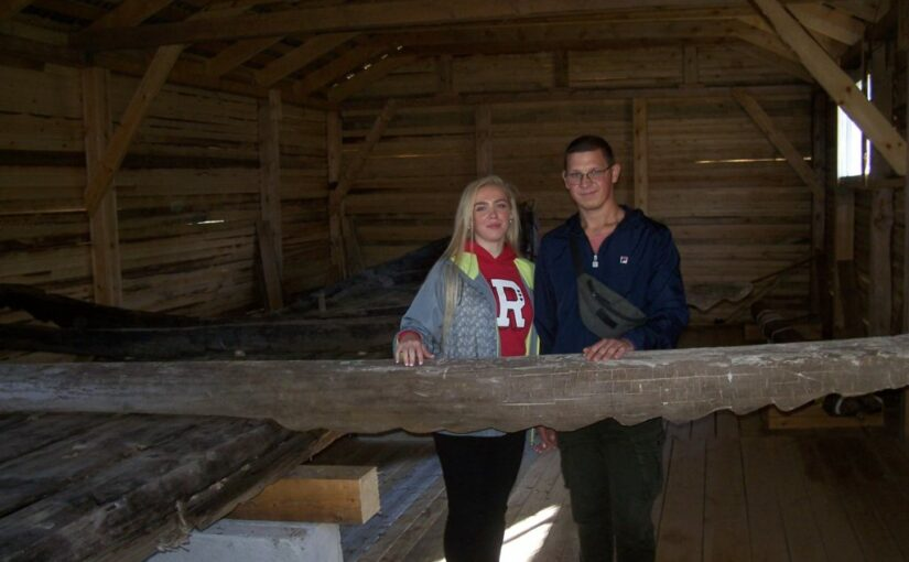 Research on the 17th century wooden ship continues