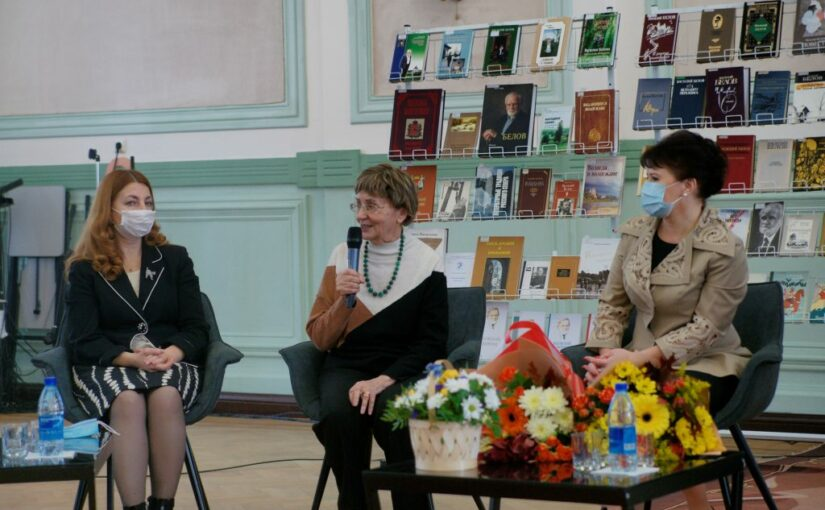All-Russian readings dedicated to writer Vasiliy Belov started in Vologda