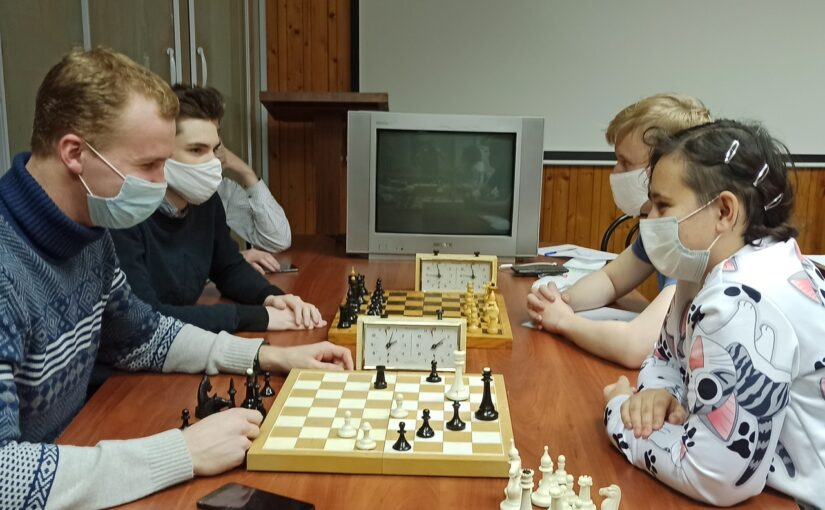 Chess championship was held at VSU