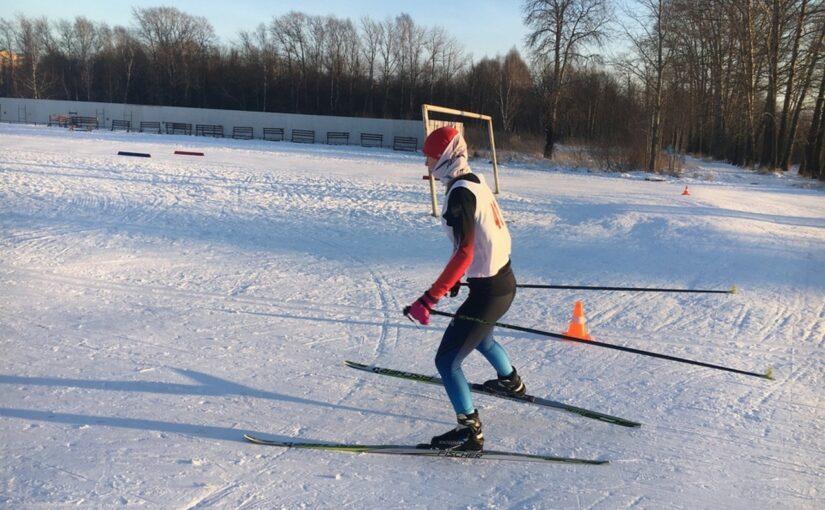 VSU students among winners of the city's cross-country skiing championship
