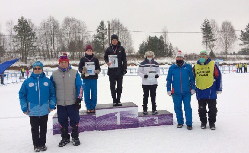 VSU skiers took prizes at the Vologda Oblast tournament