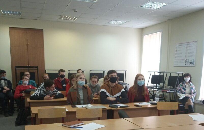 """Student Hackathon """"Brotherhood of Code"""" was held at VSU"""