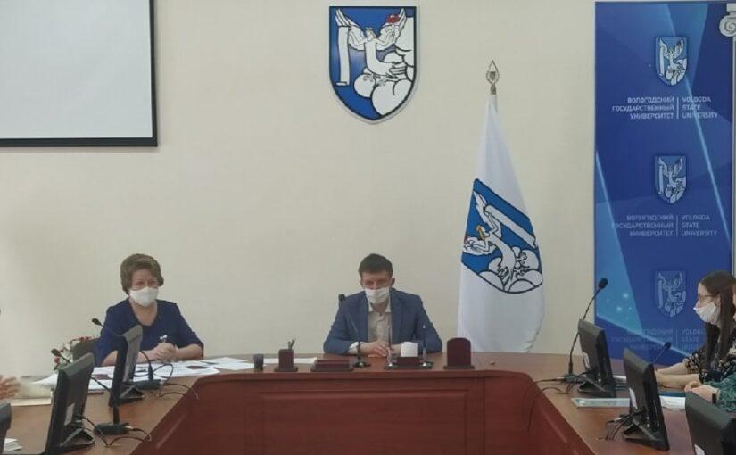 VSU to develop cooperation with Belarus universities