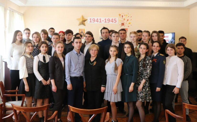 VSU international students commemorated WW II veterans