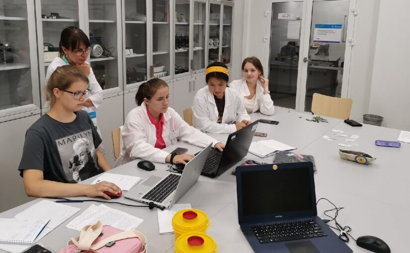 VSU Associate Professor takes part in a research project