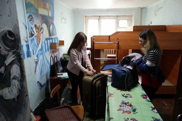 VSU provides accommodation for all international students
