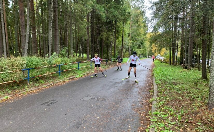 VSU students are among winners of the roller skis tournament