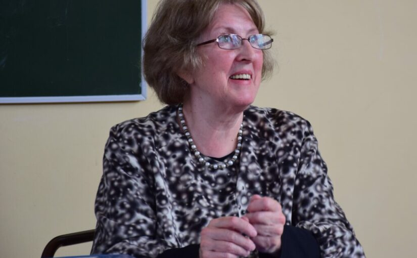 A US journalist gave a lecture to VSU students